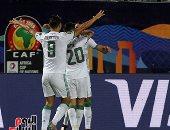 الجزائر ضد غينيا.. محرز يضيف ثانى أهداف محاربى الصحراء فى الدقيقة 57