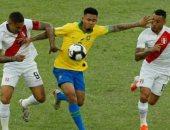 بعد مرور 60 دقيقة.. البرازيل تتقدم علي بيرو 2-1 فى نهائي كوبا امريكا