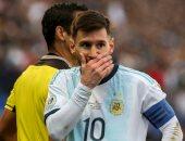 ميسي الغائب الأبرز عن قائمة الأرجنتين لمواجهة المكسيك وتشيلي