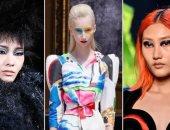 مكياج الثمانينات يسيطر على أسبوع الموضة في باريس كوتور لخريف 2019