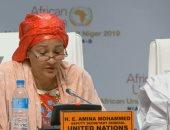 نائبة أمين عام الأمم المتحدة تلتقى رئيس النيجر لمناقشة تحديات وباء كورونا