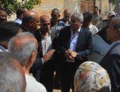 """محافظ المنيا: مبادرة """"حياة كريمة"""" تستهدف تنمية وتطوير13 قرية من الاكثر احتياجا"""