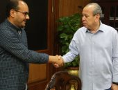 صور.. محافظ كفر الشيخ يصدر قرارات بتعيينات جديدة بالديوان ..تعرف عليها