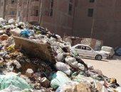 شكوى من تراكم القمامة بحى شرق شبرا الخيمة
