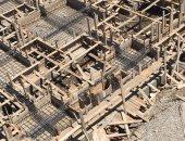 """صور.. شاهد أعمال الإنشاءات بميناء صيد """"أبو رماد"""" الجديد بالبحر الأحمر"""