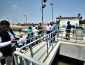 الرى تستجيب لمحافظ بورسعيد بالحفاظ على منسوب مياه ترعة لتفادى انقطاع المياه