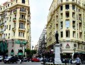 التنسيق الحضارى يبدأ استكمال المرحلة الثانية من تطوير القاهرة الخديوية