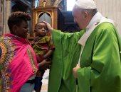 البابا فرانسيس يترأس قداس المهاجرين فى الذكرى السنوية السادسة لزيارته إلى لامبيدوزا