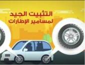فيديو.. المرور: إهمال الصلاحية الفنية للسيارات يعرضك للحوادث على الطرق