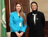 وزيرة الثقافة الإماراتية لـ ليوم السابع: لمصر مكانة خاصة لدى الشعب الإماراتى