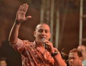 صور.. دياب يتألق فى حفل غنائى بالمنصورة بأجمل أغانيه