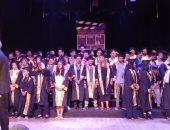 بدء عرض مشاريع تخرج طلاب معهد السينما بحضور أشرف زكى وأعضاء التحكيم