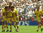 "جول مورنينج.. رومانيا تسجل هدف ""تيكي تاكا"" أمام الأرجنتين في مونديال 94"