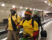 بعثة منتخب الكاميرون تغادر القاهرة بعد وداع بطولة كأس أمم أفريقيا