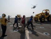 تأهب عسكرى فى الخليج بعد قرار إيران زيادة تخصيب اليورانيوم