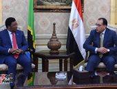رئيس وزراء تنزانيا لمدبولى: نهنئكم بالنجاح المبهر لبرنامج الإصلاح الاقتصادى