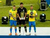 """ليفربول يوجه رسالة خاصة لحارس البرازيل """"لأليسون بيكر"""""""