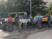 شكوى من انقطاع وضعف مياه الشرب عن قرى بمركز إسنا فى الأقصر