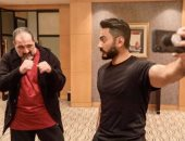 تامر حسنى ينتهى من تصوير فيلم العيد.. والاستقرار على الاسم خلال أسبوع