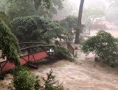 ارتفاع حصيلة قتلى الفيضانات والانهيارات الأرضية فى نيبال لـ 50 شخصا