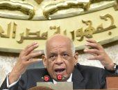 على عبد العال: جلسة خاصة بحضور رئيس الوزراء لمتابعة إجراءات تنمية الصعيد