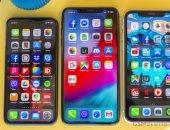 """""""آيفون"""" فى المكانة الرابعة في سوق الهواتف العالمية"""