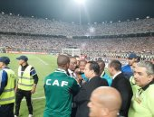 تأكيدا لليوم السابع.. إيقاف رئيس الاتحاد المغربى عاما لاعتدائه على حكم الزمالك