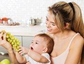 5 أطعمة كترى منها فى فترة الرضاعة الطبيعية منها التين