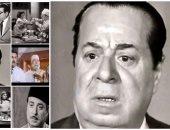 فى ذكرى وفاة أشهر أب بالسينما المصرية.. تعرف على ما قدمه حسين رياض للأبوة