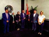 اللجنة المصرية الأردنية تستعرض صعوبات القطاع الخاص فى المعاملات التجارية بين البلدين