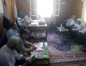 وكيل وزارة الزراعة بكفر الشيخ يكلف بحصر مساحات الأرز والذرة والقطن المنزرعة