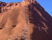 """منع تسلق صخرة """"أولورو"""" بأستراليا بناء على رغبة السكان.. أعرف القصة"""