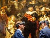 لوحة رامبرانت فان راين يعاد ترميمها بـ 4.4 مليون دولار