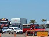 ضبط  1319 مخالفة مرورية متنوعة بكفر الشيخ