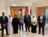 أهالى ضحايا العمرة المجانية يشكرون الدولة لجهودها فى الإفراج عن ذويهم