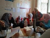 صور.. الكشف على 56 ألف سيدة خلال مبادرة الرئيس لدعم صحة المرأة بالبحيرة