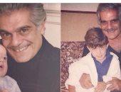 """حفيد عمر الشريف يحيى ذكرى رحيل جده الرابعة: """"أفتقدك كل يوم"""""""