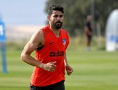 كوستا يقترب العودة إلى أتلتيكو مدريد ضد إيبار في الدوري الإسبانى