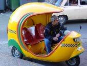 كوكو تاكسى فى كوبا وماجليف فى الصين.. هكذا يتنقل سكان العالم؟