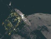 غدًا.. مسبار يابانى يهبط على كويكب ريوجو بعد قصف سطحه