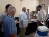 لجنة للكشف عن تعاطى المواد المخدرة بين العاملين بحى غرب الإسكندرية