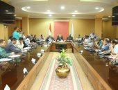"""محافظ كفر الشيخ: تقديم كل الدعم للمشروع التعبوى """"صقر 48"""" لإدارة الكوارث"""