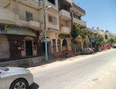 """فيديو وصور.. قرية كفر محفوظ بالفيوم تتجمل بعد تنفيذ مبادرة """"اللون الموحد"""""""