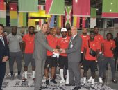 صور.. بعثة منتخب غانا تغادر القاهرة بعد وداع بطولة كأس الأمم الأفريقية