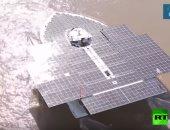 تعرف على أكبر سفينة فى العالم تعمل بالكامل بالطاقة الشمسية