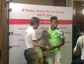أفضل لاعب فى مباراة نيجيريا وجنوب إفريقيا: كنا نقاتل من أجل الفوز