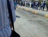 أهالى الهرم يطالبون بمظلات تقيهم من حر الشمس وتوفير خطوط إضافية للنقل العام