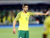 لاعب جنوب أفريقيا: الجماهير رائعة وأشكرهم على الإثارة رغم تشجيع نيجيريا