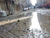 شكاوى من عدم رصف مجموعة من شوارع العمرانية