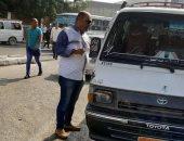 محافظة القاهرة: ضبط 37 سيارة مخالفة لتعريفة الركوب خلال حملات للسيرفيس